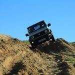 Suzuki Jimny inclinaciín