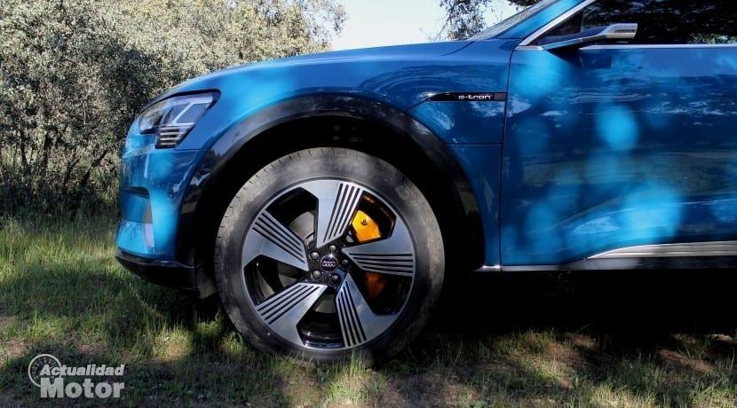 Audi e-tron llanta de aleación