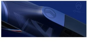 Citroën Centenary Concept teaser