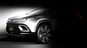 Fisker SUV eléctrico teaser