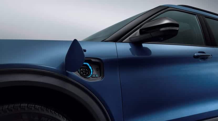Ford Explorer Plug-In Hybrid 2020