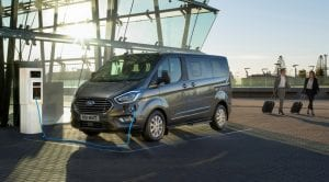 Ford Tourneo Custom Plug-In Hybrid 2020
