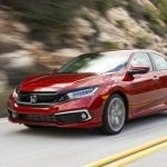 Honda Civic Sedán 2019 EEUU 2