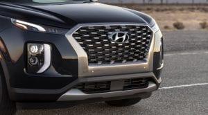 Hyundai Palisade frontal