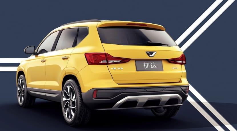 Jetta VS5 Shanghai Auto Show