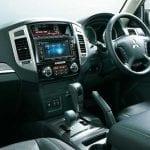 Mitsubishi Montero Final Edition