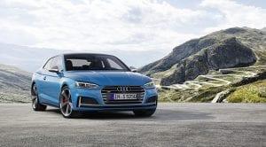 Audi S5 Coupé delantera