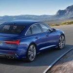 Dinámica perfil trasero Audi S6 TDI