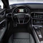 Diseño interior del Audi S6