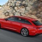 Audi S6 Avant dinámica