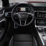 Audi S6 Avant interior