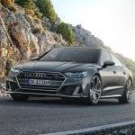 Audi S7 Sportback TDI frontal dinámica