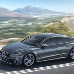 Audi S7 Sportback TDI dinámica lateral
