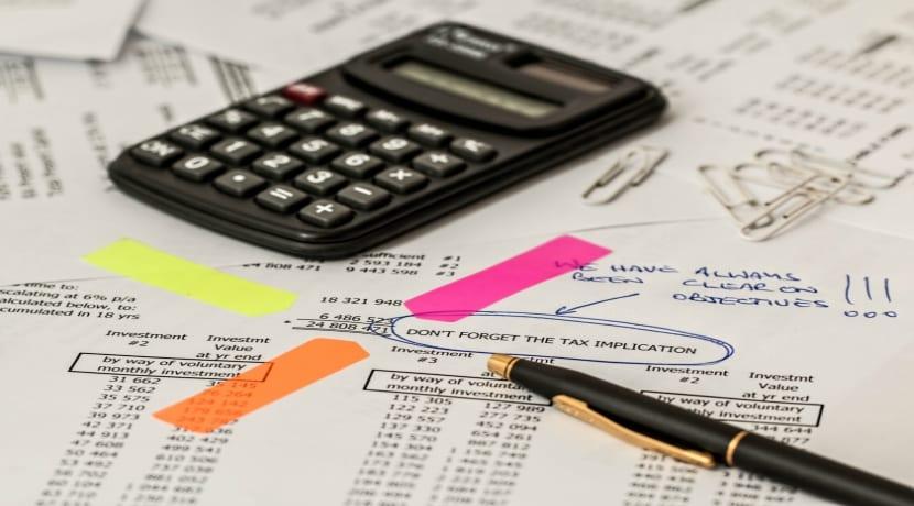 Calcular presupuesto total
