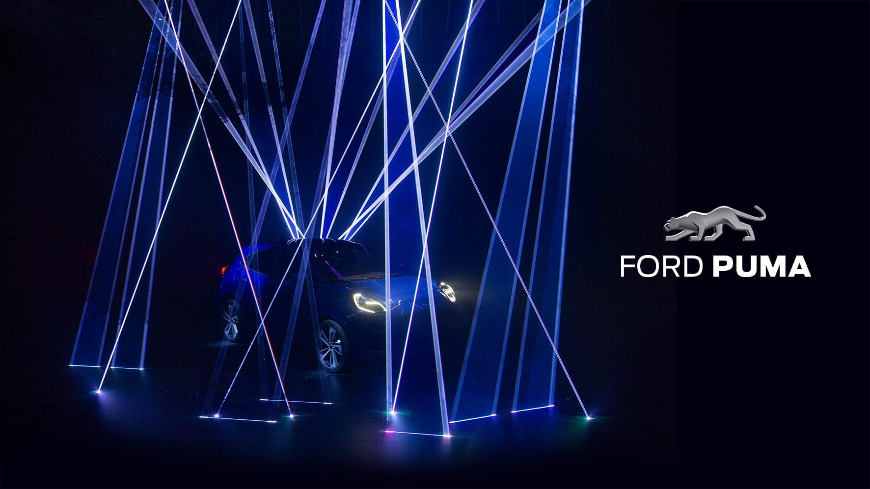 Teaser Ford Puma