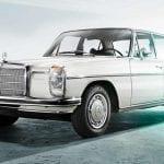 Mercedes W115 de 1968