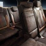 Mercedes GLB Concept asientos traseros