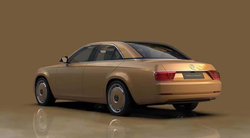 Mercedes Icon E Concept