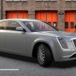 Mercedes Icon E Concept en color gris