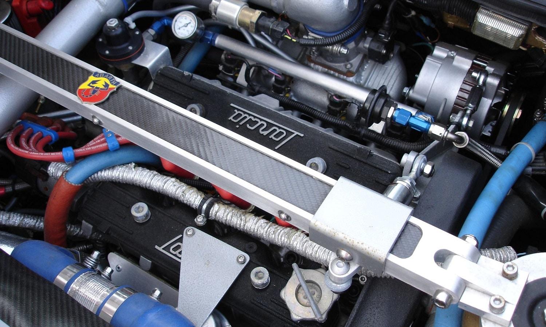 Motor turbo Abarth