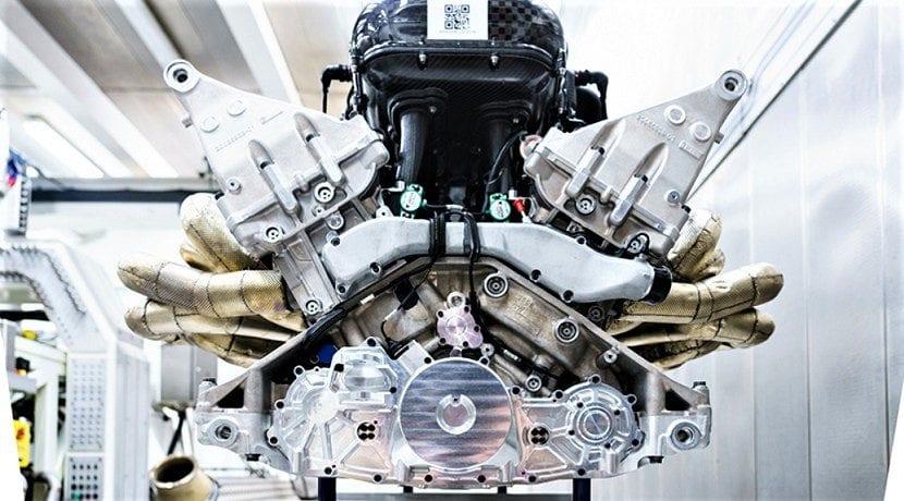 La bomba de agua también reparte el calor dentro del motor