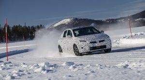 Test de desarrollo Opel Corsa