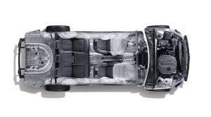 Tercera generación plataforma global Hyundai