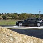 Audi A6 Avant vista lateral