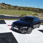 Perfil Prueba Audi A6 Avant 50 TDI 286 CV