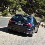 Audi A6 Avant 50 TDI parte trasera