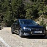 Prueba Audi A6 Avant 50 TDI 286 CV