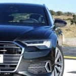 Audi A6 Avant TDI 286 CV faros HD Matrix LED