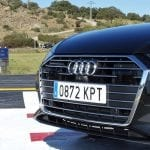 Parrilla Single Frame Audi A6 Avant TDI 286 CV