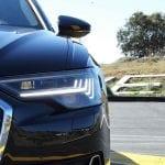 Faros HD Matrix LED Audi A6