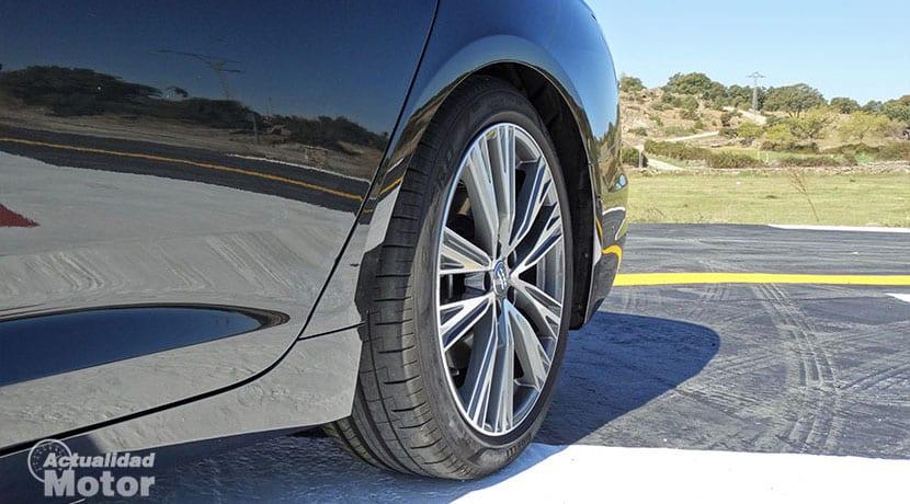 Prueba Audi A6 Avant eje trasero direccional