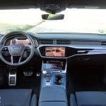 Prueba Audi A6 Avant diseño interior