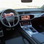 Prueba Audi A6 Avant salpicadero