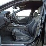 Prueba Audi A6 Avant asientos delanteros