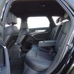 Prueba Audi A6 Avant plazas traseras