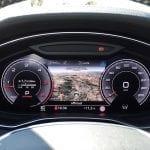 Prueba Audi A6 Avant cuadro digital