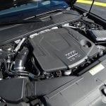 Prueba Audi A6 Avant 50 TDI 286 CV motor