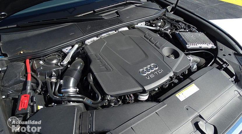 Prueba Audi A6 Avant 3.0 V6 50 TDI 286 CV