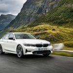 Prueba dinámica BMW Serie 3