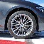 Prueba BMW Serie 3 llanas