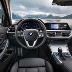 Prueba BMW Serie 3 puesto conducción