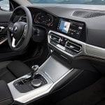 Prueba BMW Serie 3 diseño habitáculo