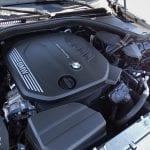 Motor del BMW 320d