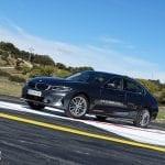 Prueba BMW Serie 3 perfil