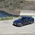 Perfil delantero BMW Serie 3 G20