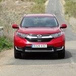 Prueba Honda CR-V 1.5 VTEC Turbo 4x4